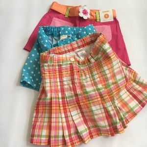 (3) Bundle Gymboree Shorts